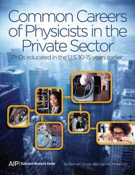 common careers in the private sector