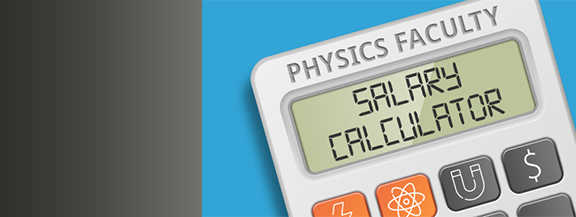 How much do physics faculty members make?