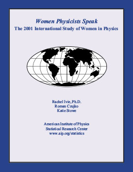Women Physicists Speak
